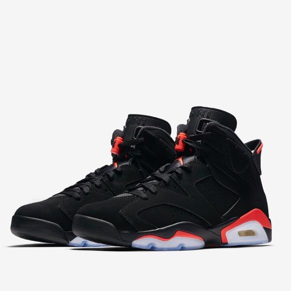 Jordan Shoes | Infrared 6s 7y85w | Poshmark